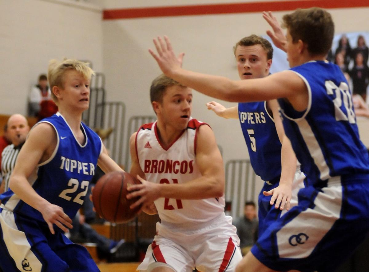 Boys Basketball: Union Grove 65, Catholic Central 56