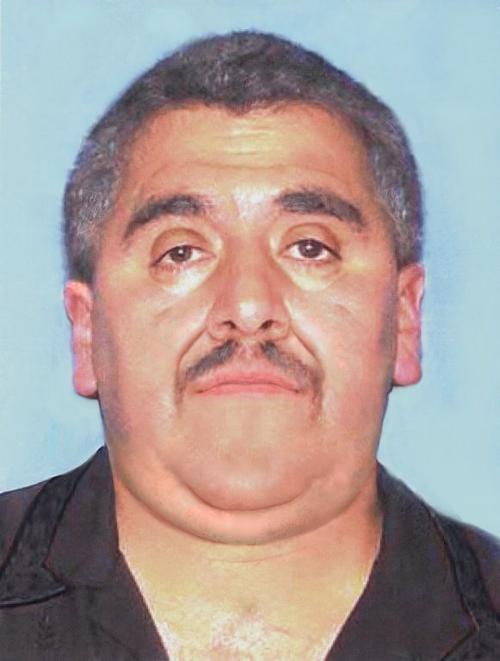 Octaviano Juarez-Corro photo age progressed to 45