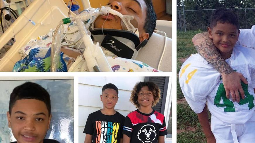 14-year-old shot in Racine may be paralyzed for life in apparent 'mistaken identity'