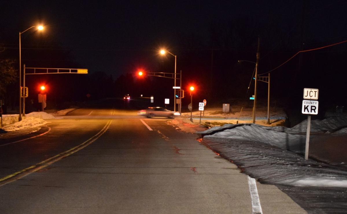 Highway KR / Taylor Avenue