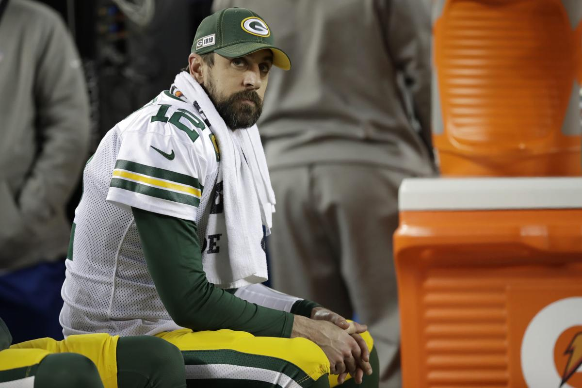 Packers Could Team Have Courage To Pick Aaron Rodgers Successor Football Journaltimes Com