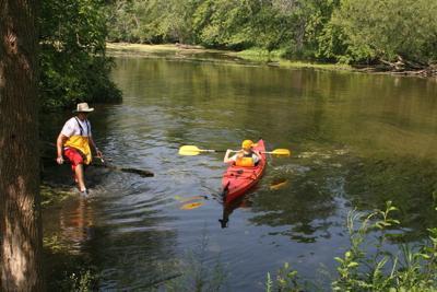 River Bend kayak photo