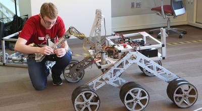 Blue Sky Science: How do you build robots?   State and