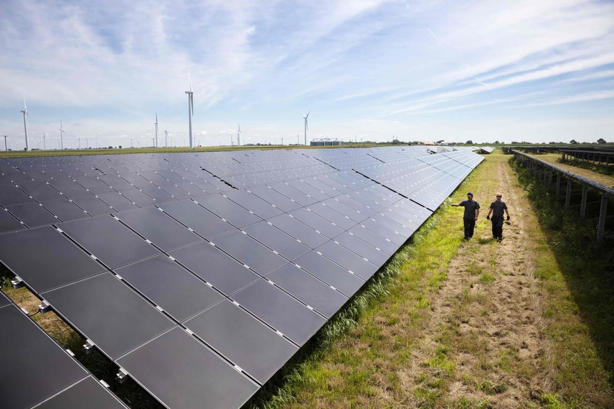 Invenergy solar farm