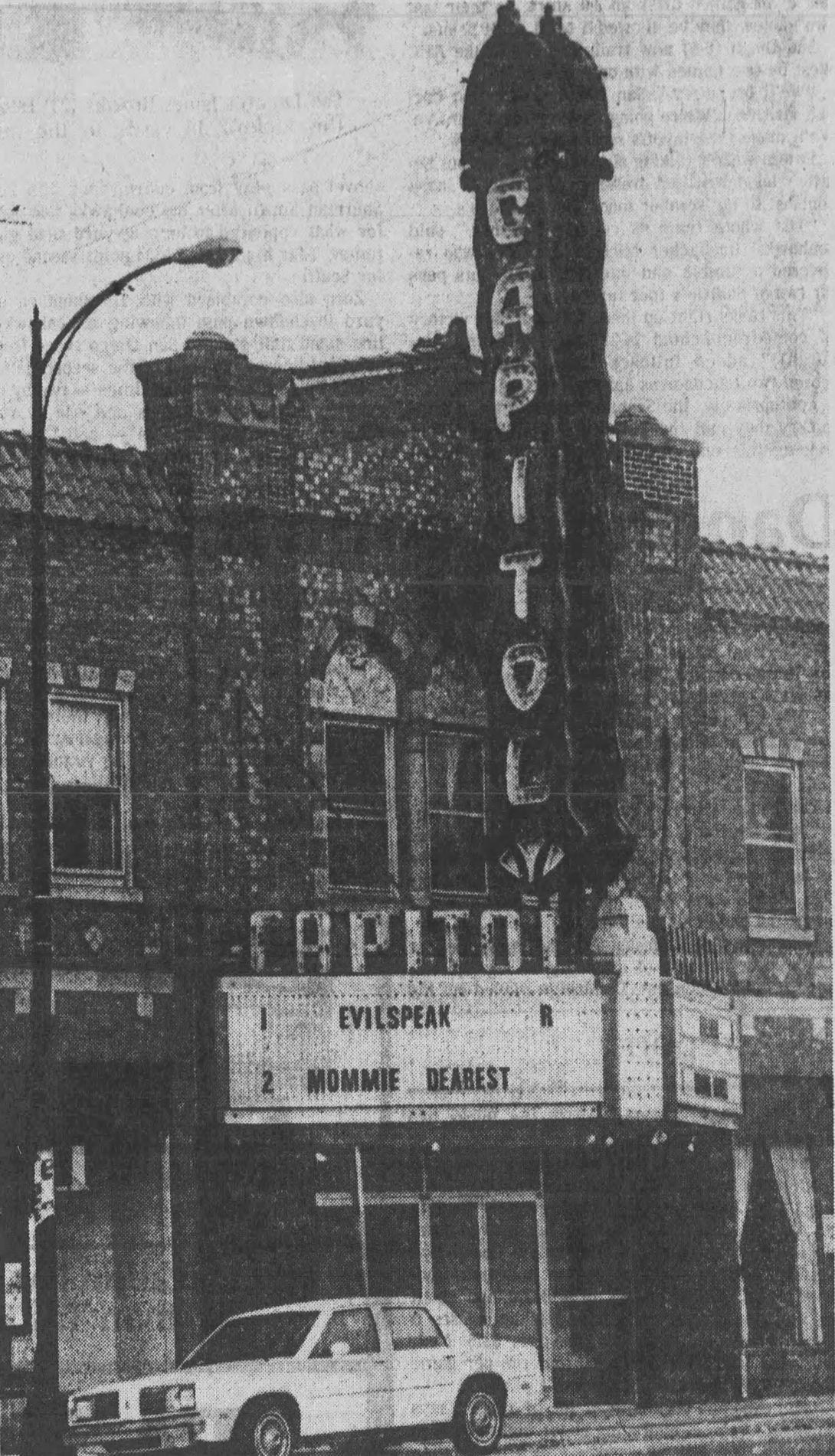 Park (Capitol) theatre