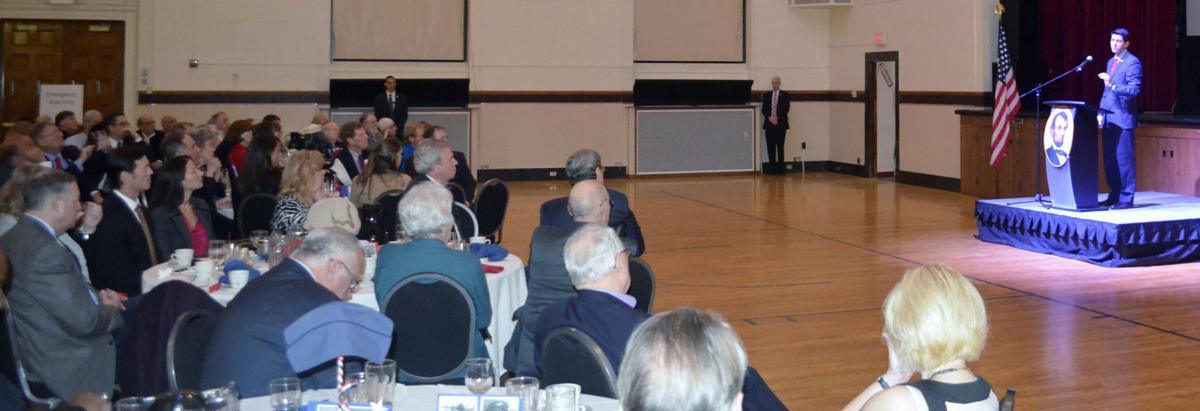At Racine GOP dinner, Ryan calls for unity | Local News
