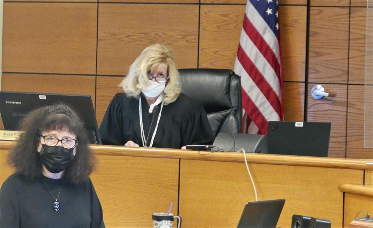 Judge Wynne Laufenberg