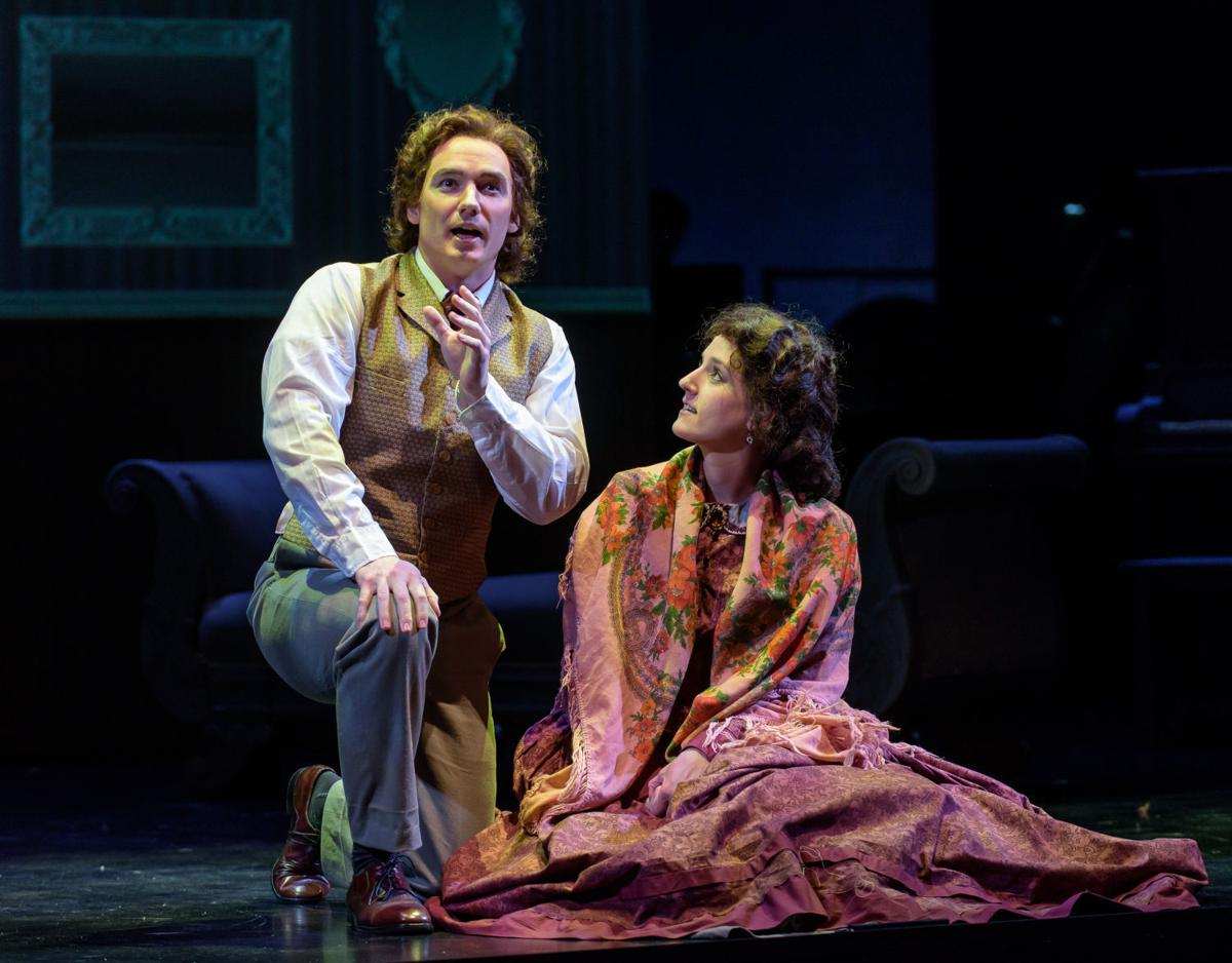 "Madison Opera production of ""Little Women"""