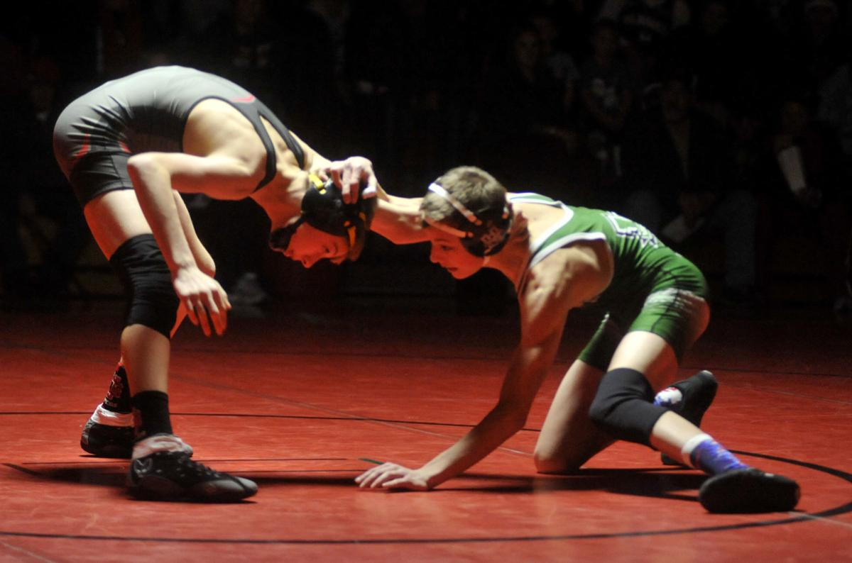 Waterford-Union Grove wrestling