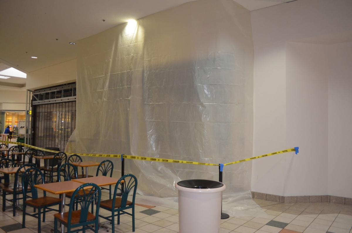 American Eagle Closes Monday At Regency Mall Face Lift Begins