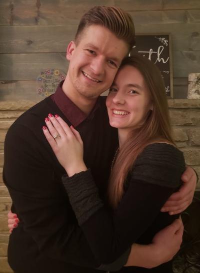 Kyle Kolhouse and Courtney Jo Dunn