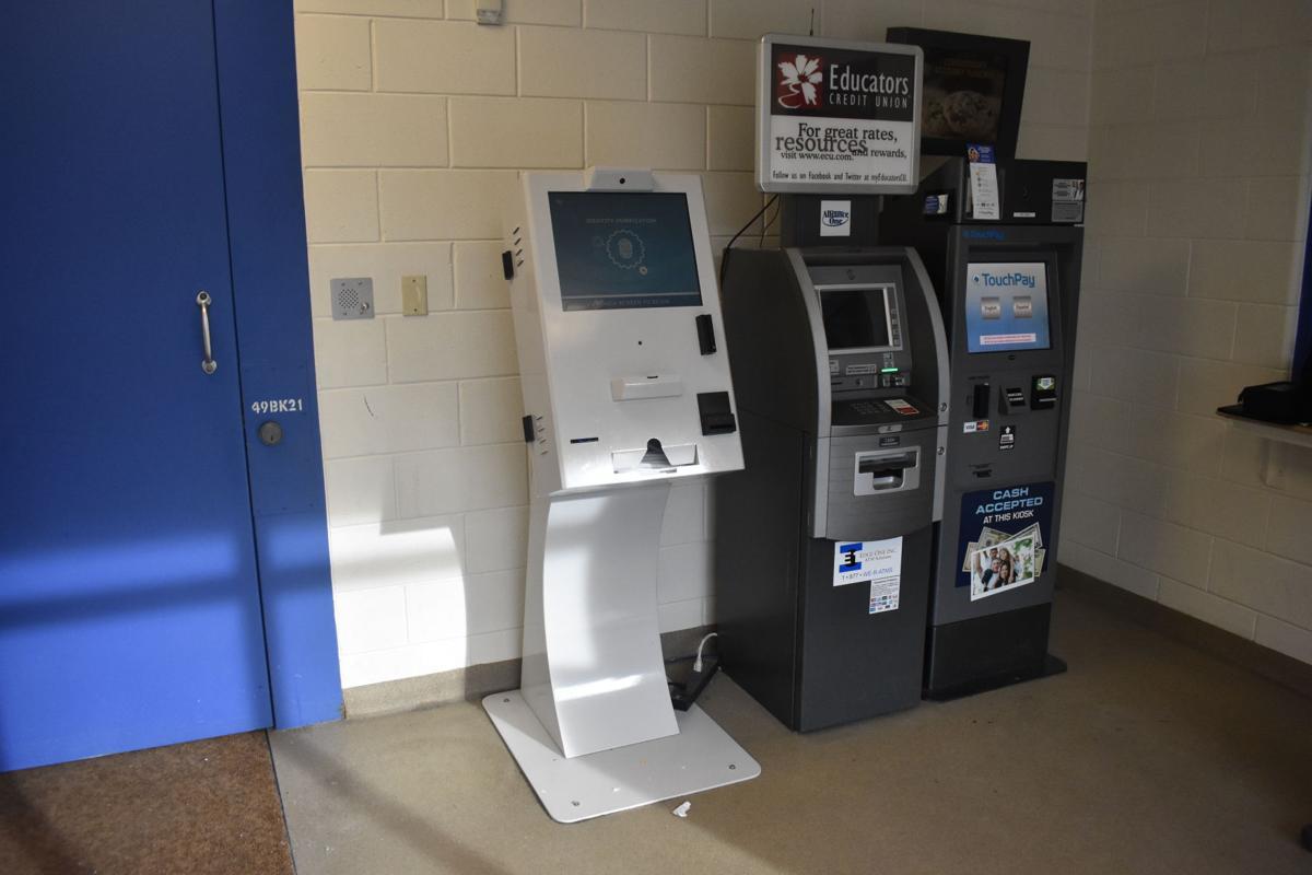 Breathalyzer kiosk