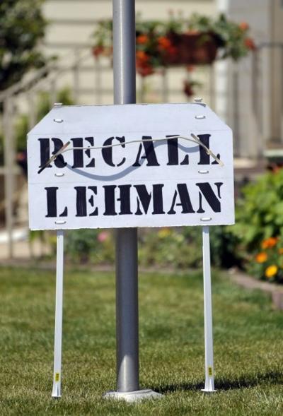 Recall Lehman