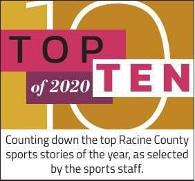Top Ten Sports Stories 2020 logo