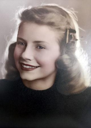 Mary Louise Wulz (nee Stevens)