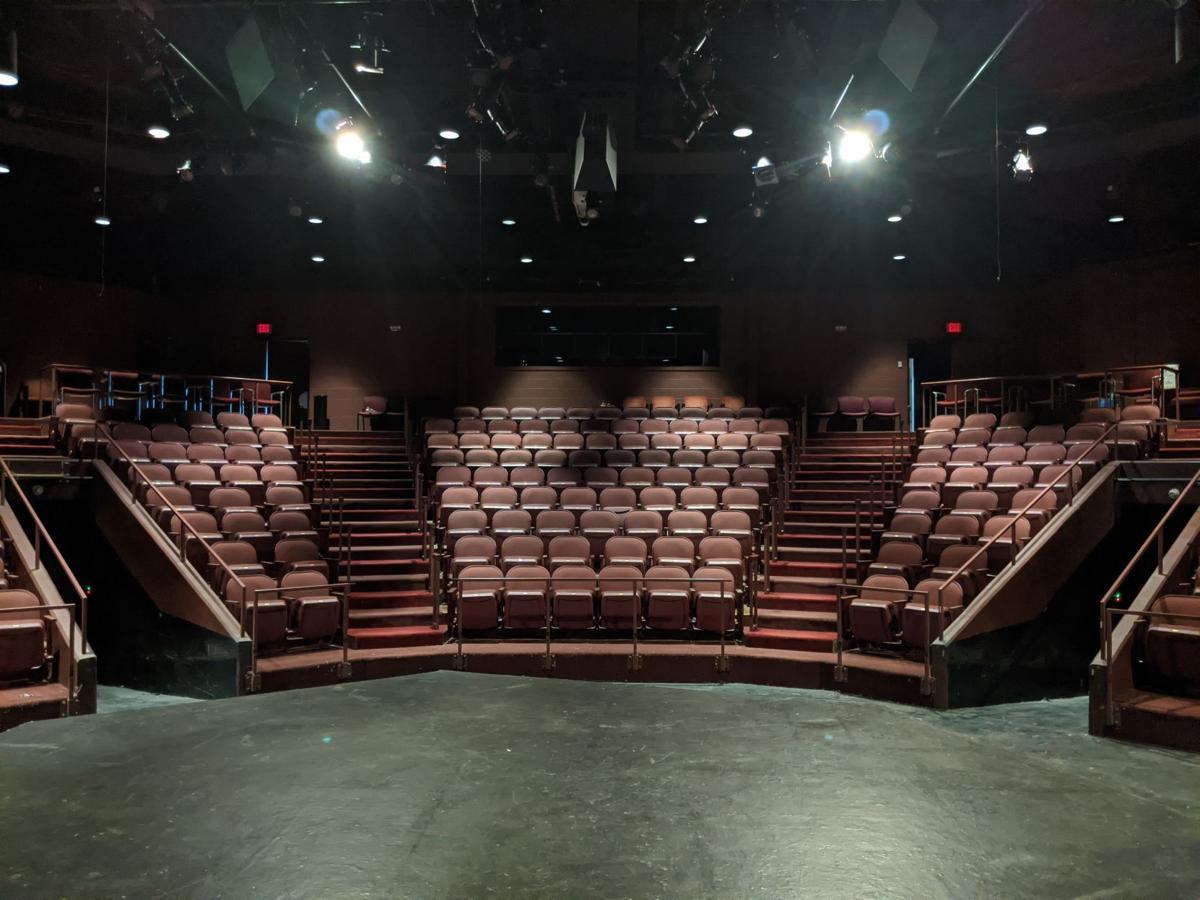 Racine Theatre Guild empty seat photo