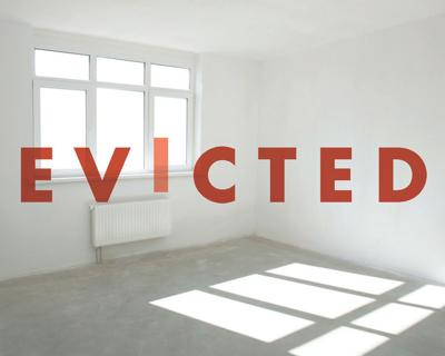 Eviction in Racine logo