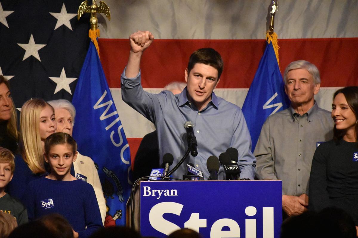 Steil wins race for Congress