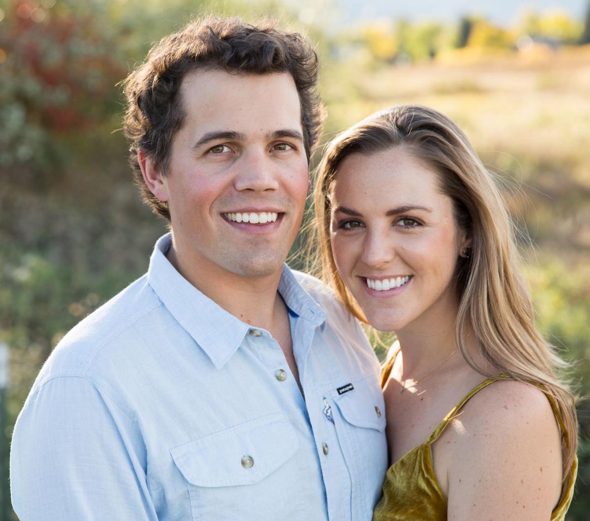Scott Huennekens and Julie Crawford