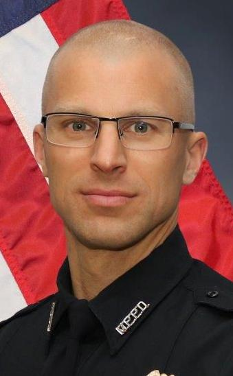 Mount Pleasant Police Chief Matt Soens