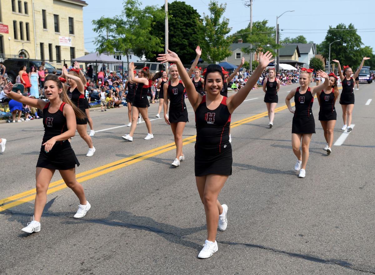 Racine's Fourth Fest Parade