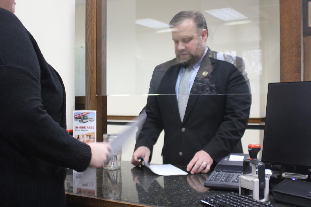 Mayor Cory Mason vetoes arena funding