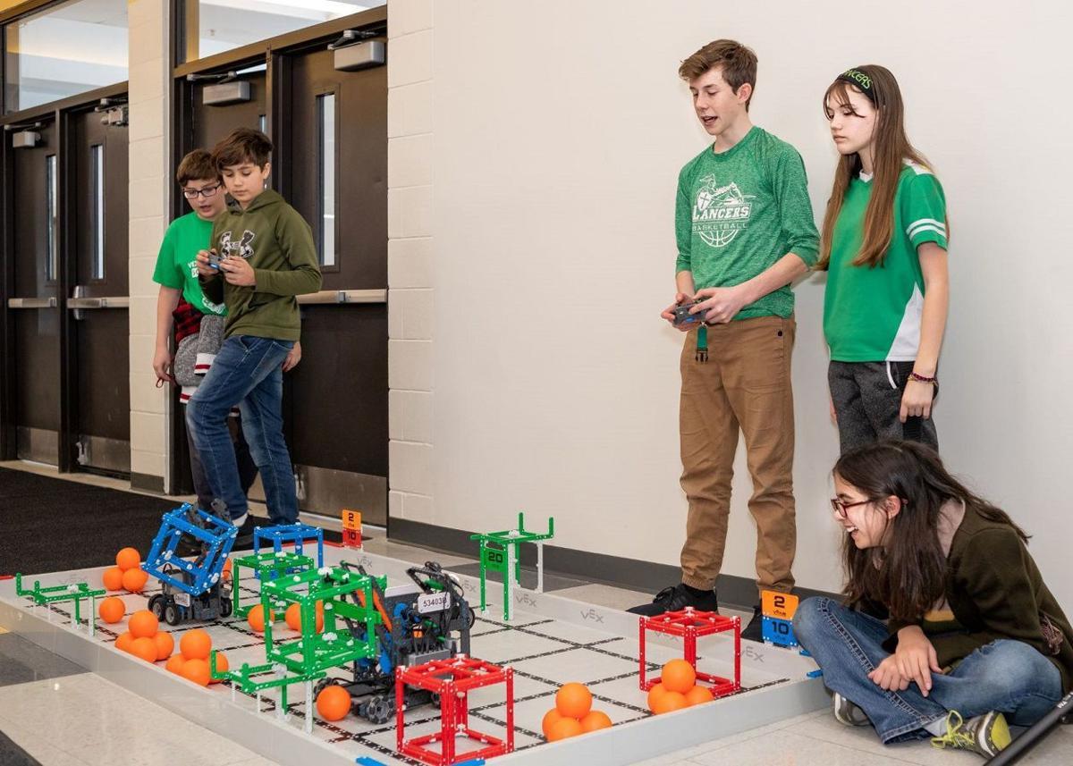 Wisconn Valley VEX Robotics Competition