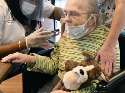 COVID-19 Vaccine Long Term Care
