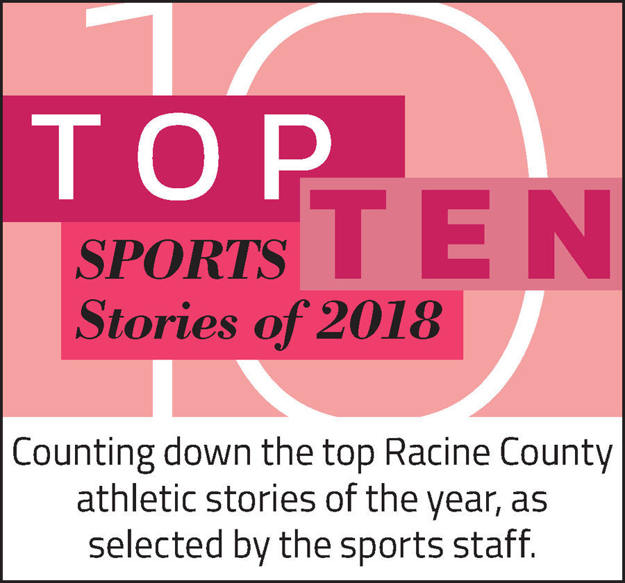 Top 10 sports stories of 2018 logo