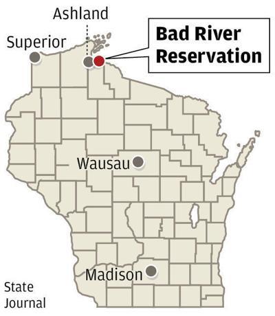 Bad River Reservation