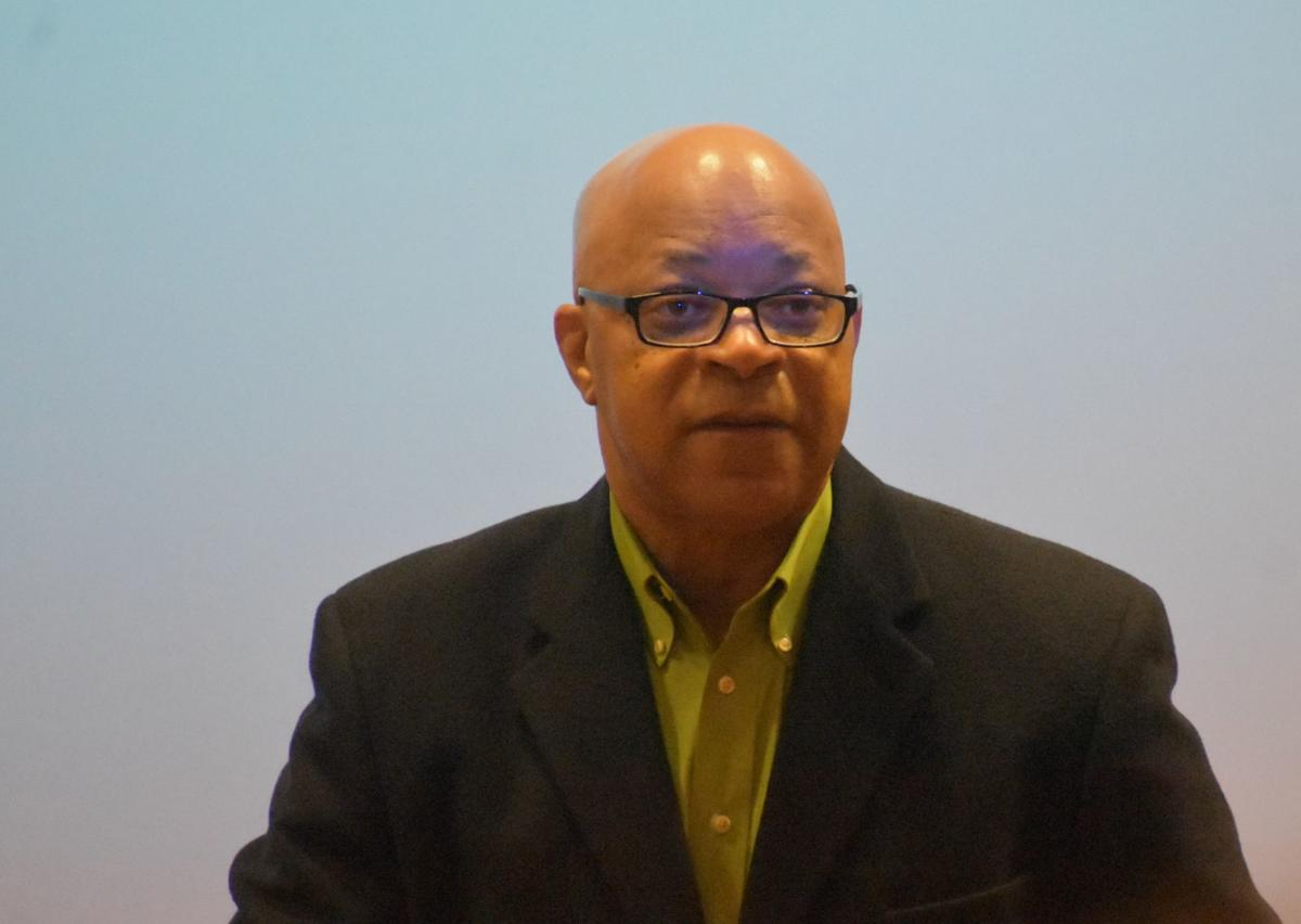 Dr. Milton F. Dockery