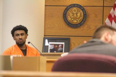 Terry Canady on the witness stand March 12