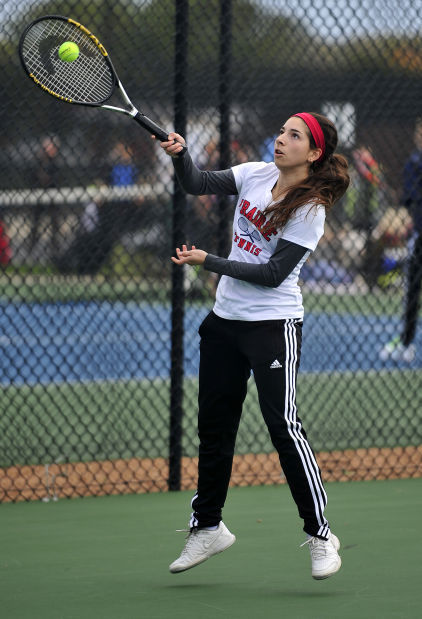 WIAA Subsectional Tennis