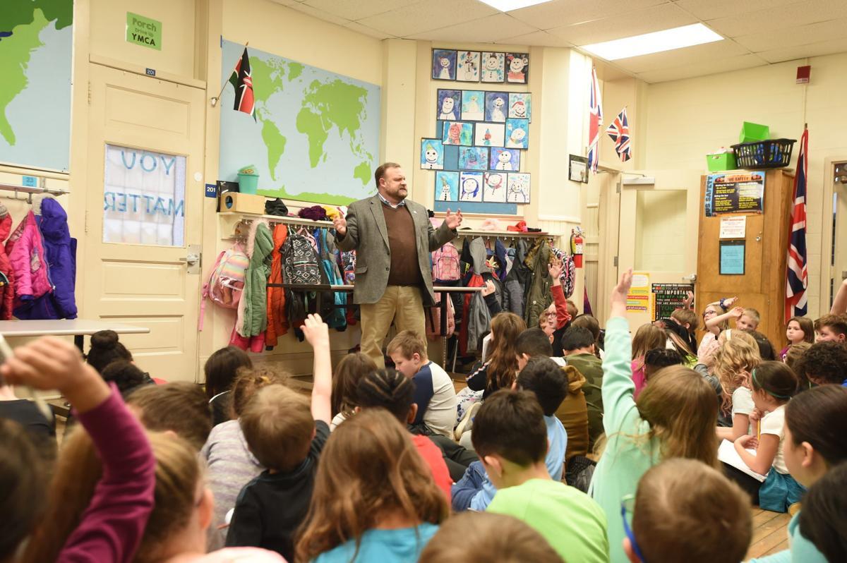 Mason at Jefferson Lighthouse School
