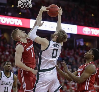 Michigan St Wisconsin Basketball