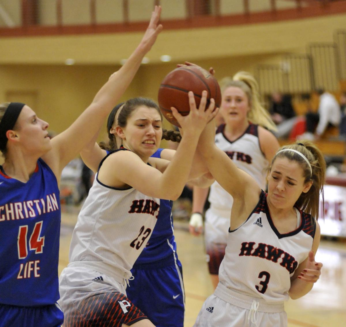 WIAA Division 4 girls basketball