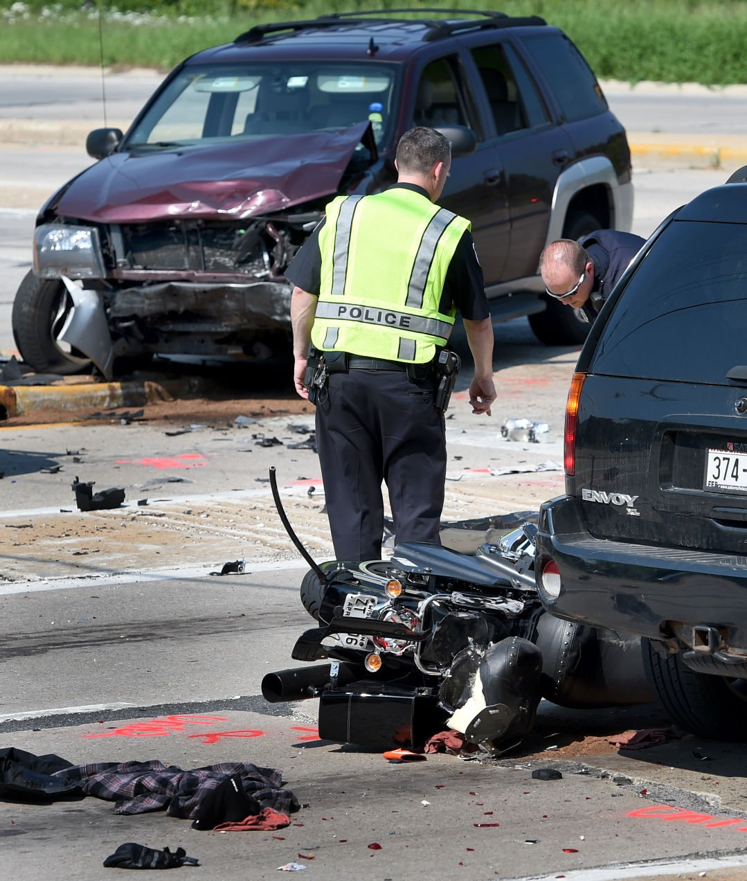 Fatal motorcycle accident at Highways 31 and 38 | Local ...