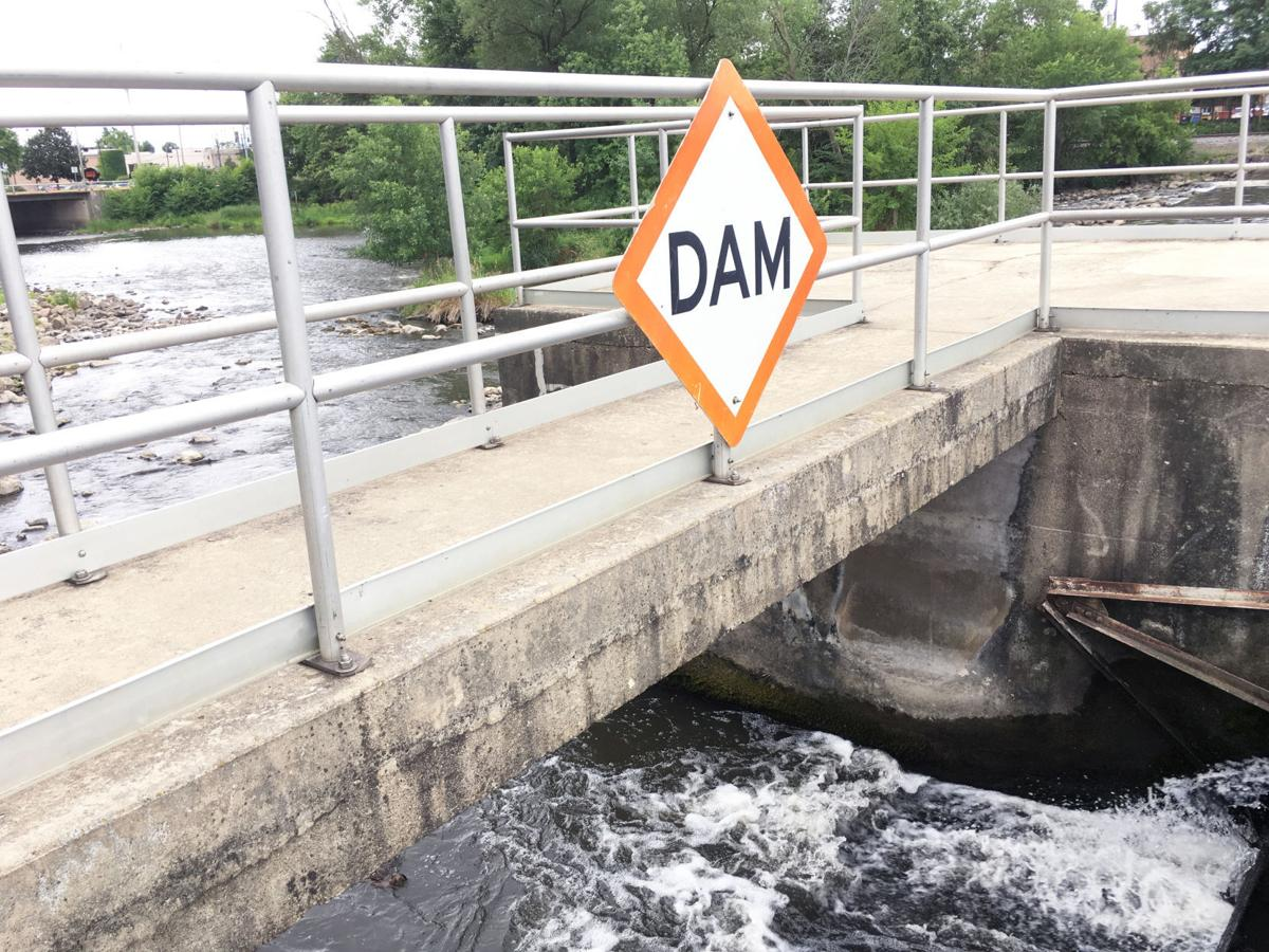 Dam at Echo Lake in Burlington now more than 50 years old needs upgrades