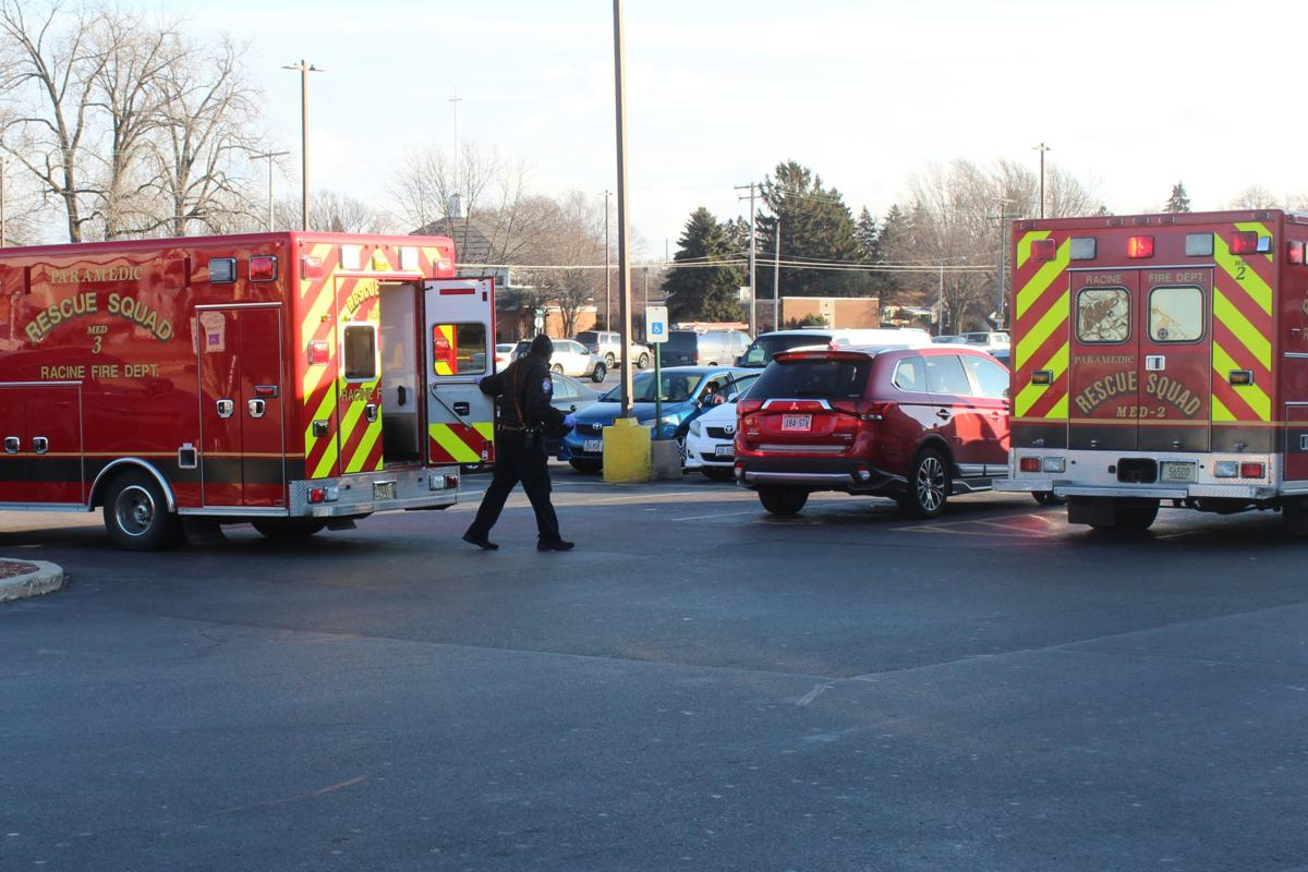Erie and Three MIle accident