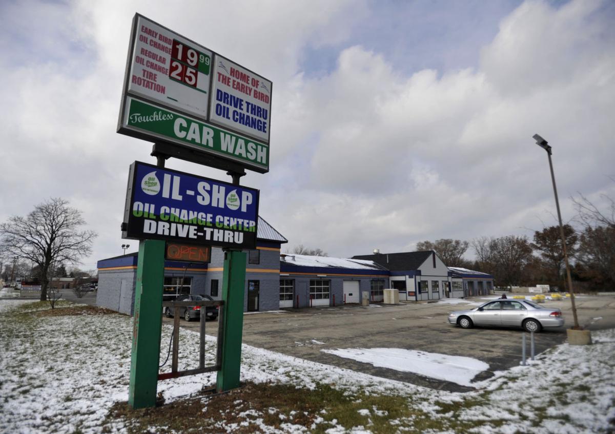 The Oil Shop
