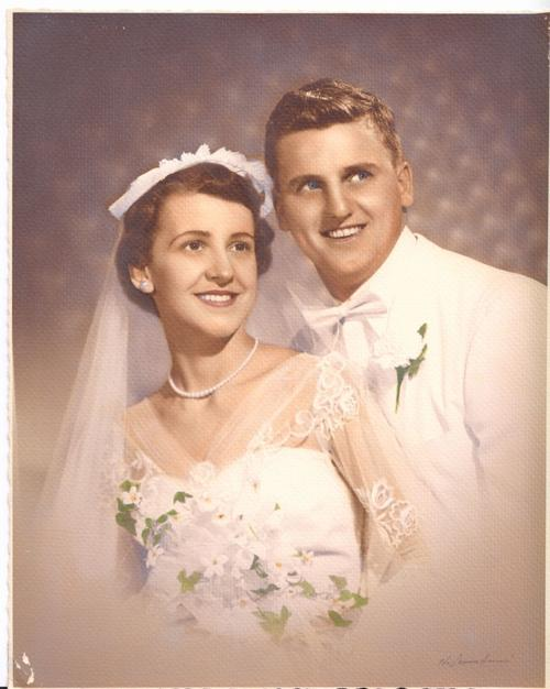 Mr. and Mrs. Jens Andersen
