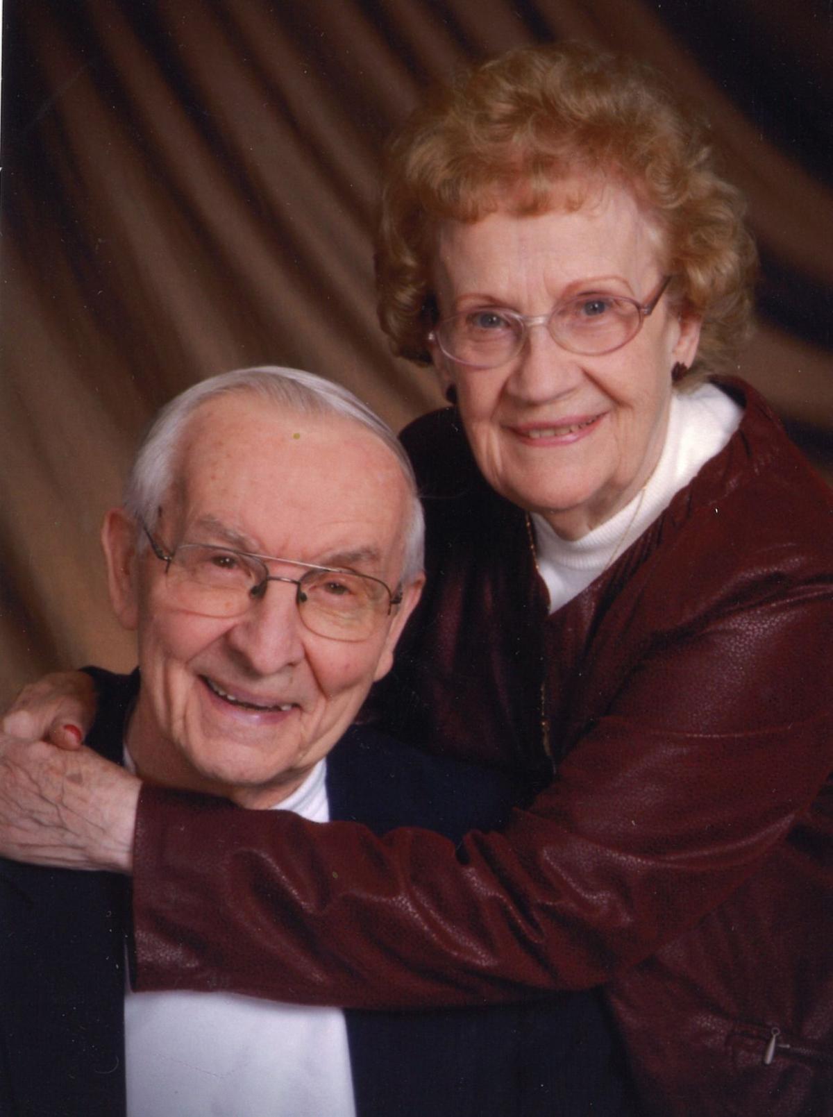 Mr. and Mrs. Don Scheller