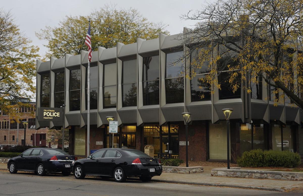 Racine Police Station