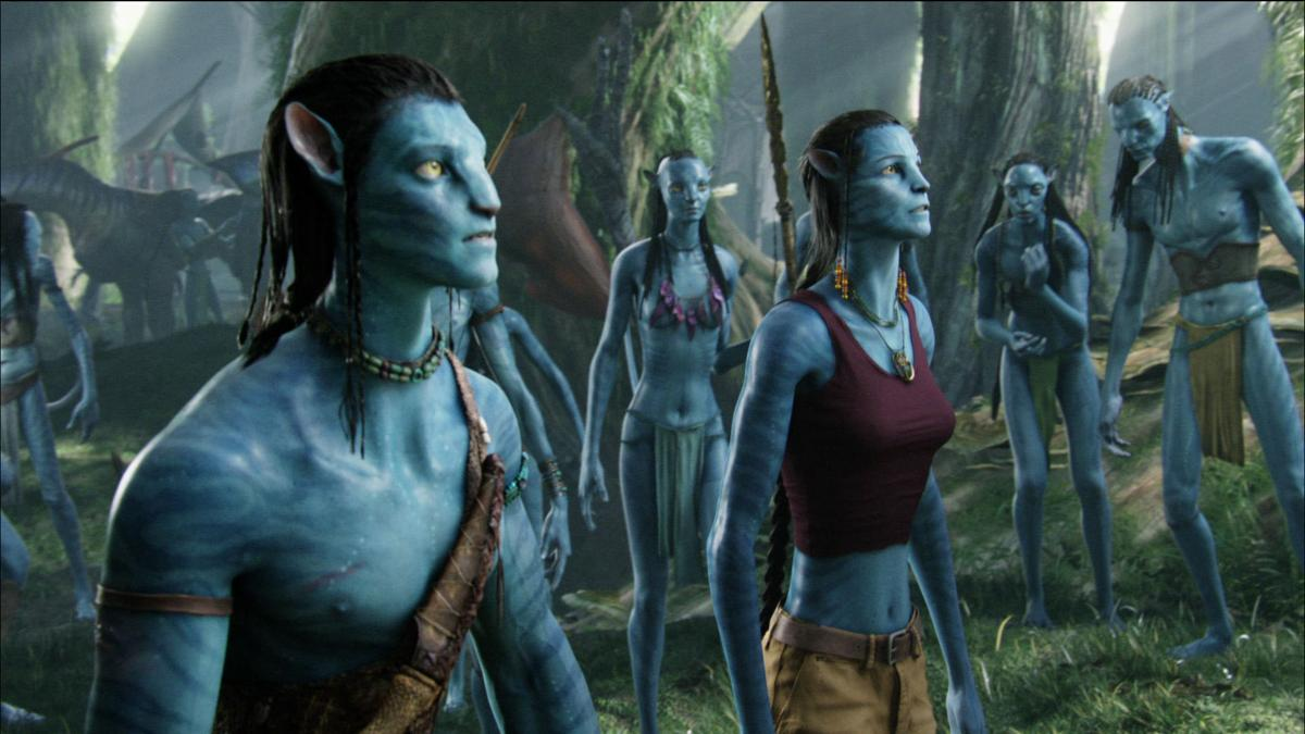 Avatar 2009 film still