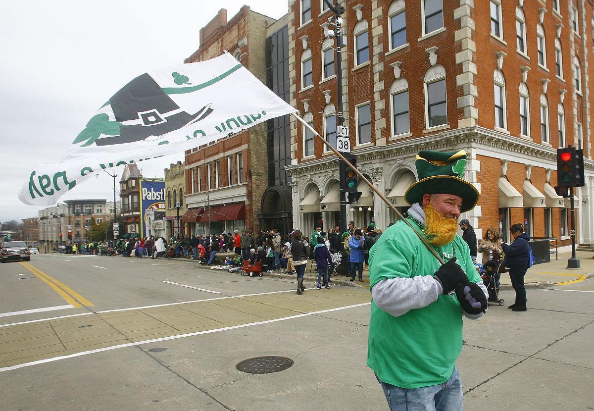 st. pat parade photo