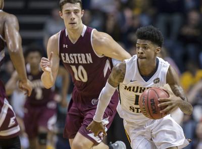 NCAA Howard vs Morant Basketball