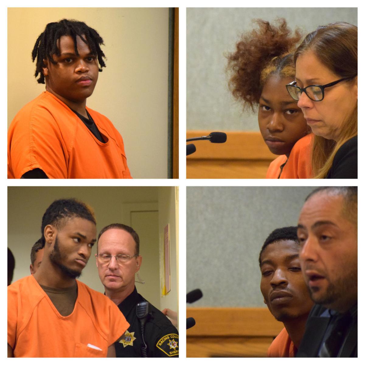 Wells Fargo suspects