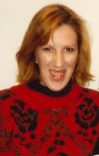 Peggy Lynn Johnson as an adult