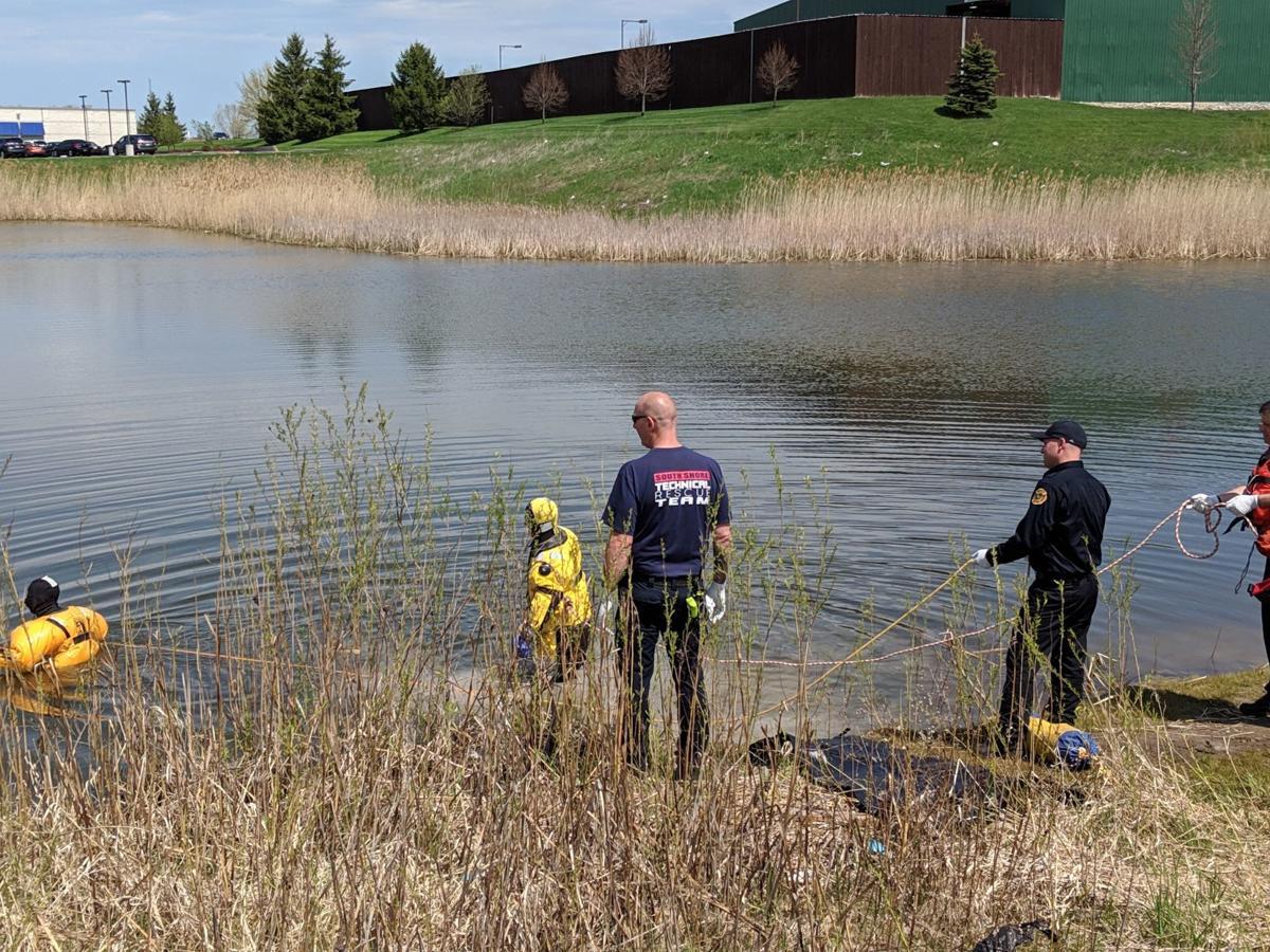Man's body found in Mount Pleasant pond Sunday | Local News