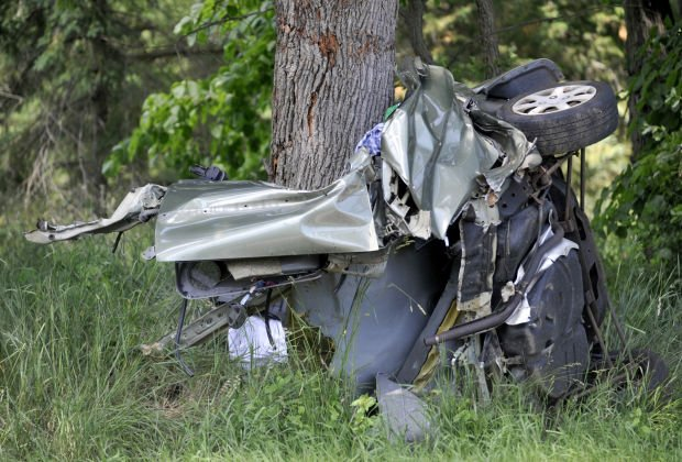 Used Cars For Sale In Chicago >> Car split in two in fatal crash